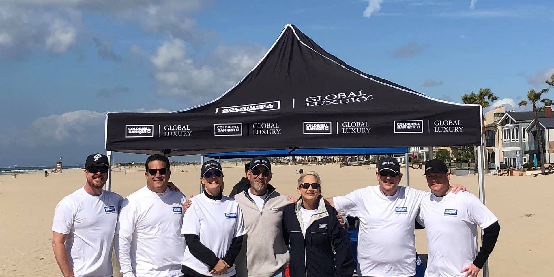 Coldwell Banker Residential Brokerage and Surfrider Foundation Host Successful Beach Cleanup Event