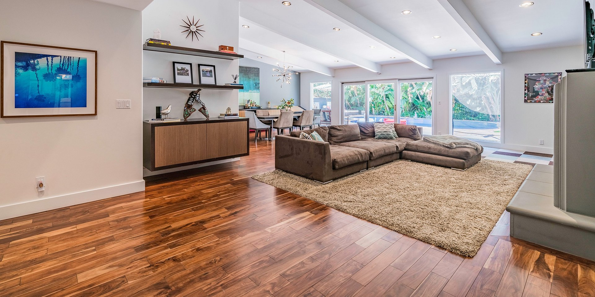 Coldwell Banker Residential Brokerage Lists Sherman Oaks Property Designed by Jeff Lewis of Bravo TV's Flipping Out for $2.195 Million