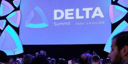DELTA Summit OKEx Malta Tech Week 2019