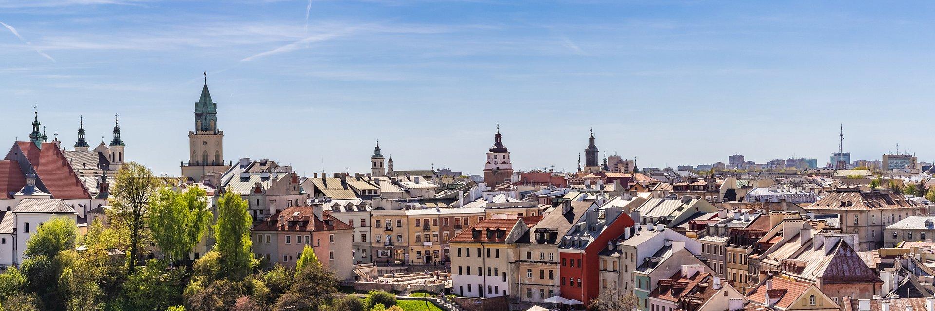 Potrzebujesz pracowników i biura? Wybierz Lublin