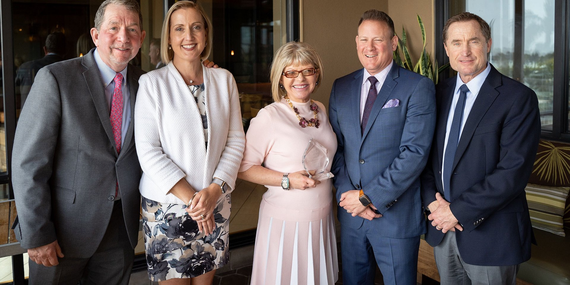 Debbie Lewandowski Receives Coldwell Banker Residential Brokerage's President's Award