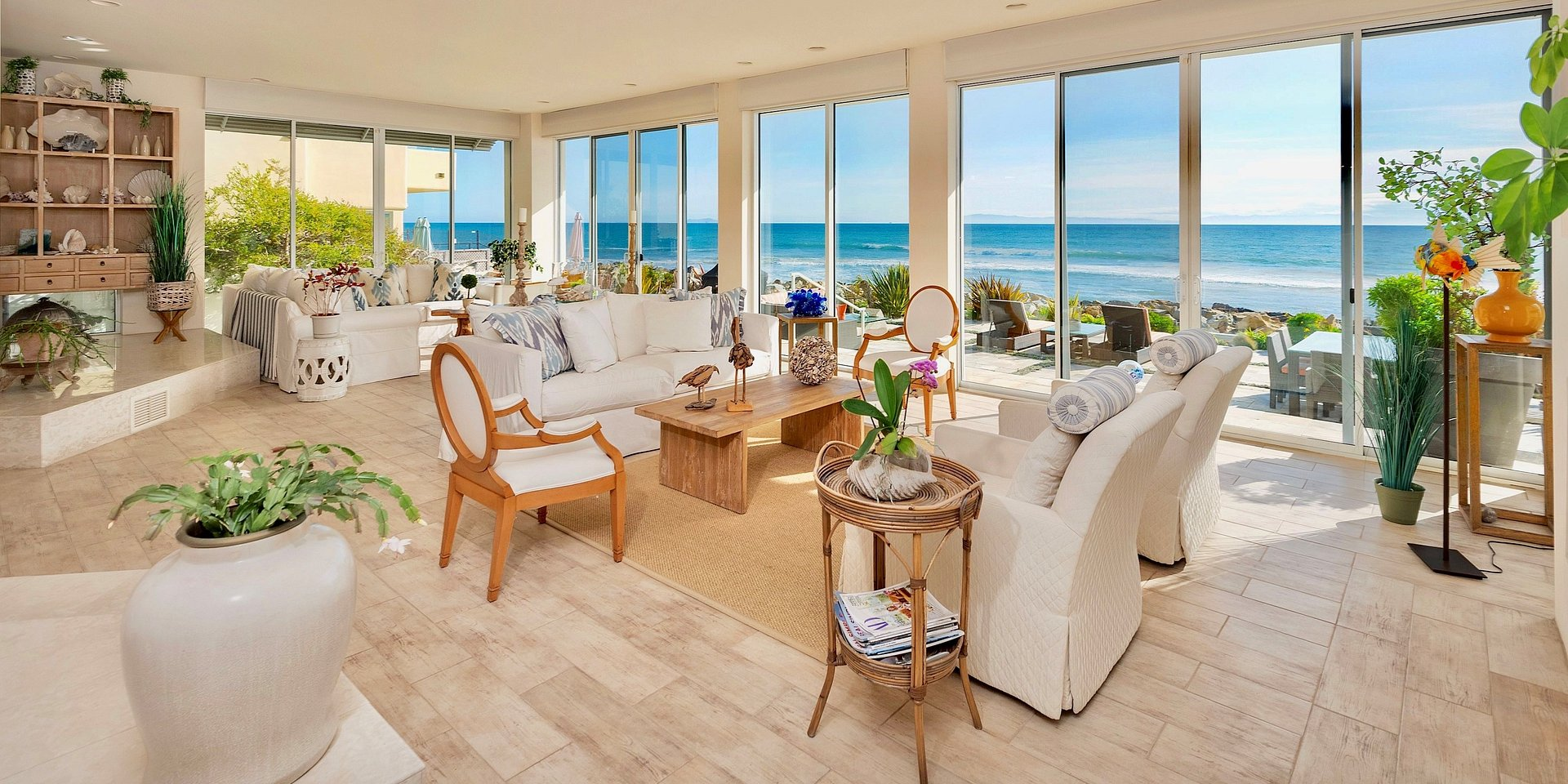 Coldwell Banker Residential Brokerage Lists Oceanfront Ventura Property for $4.9 Million