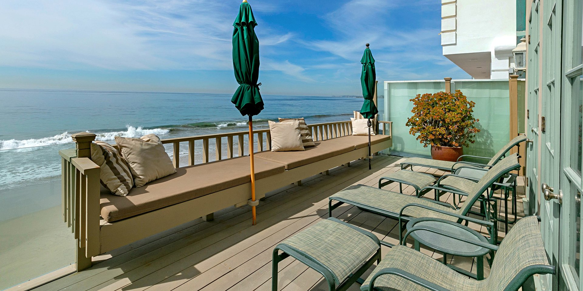 Coldwell Banker Residential Brokerage Lists Beachfront Malibu Property for $8 Million
