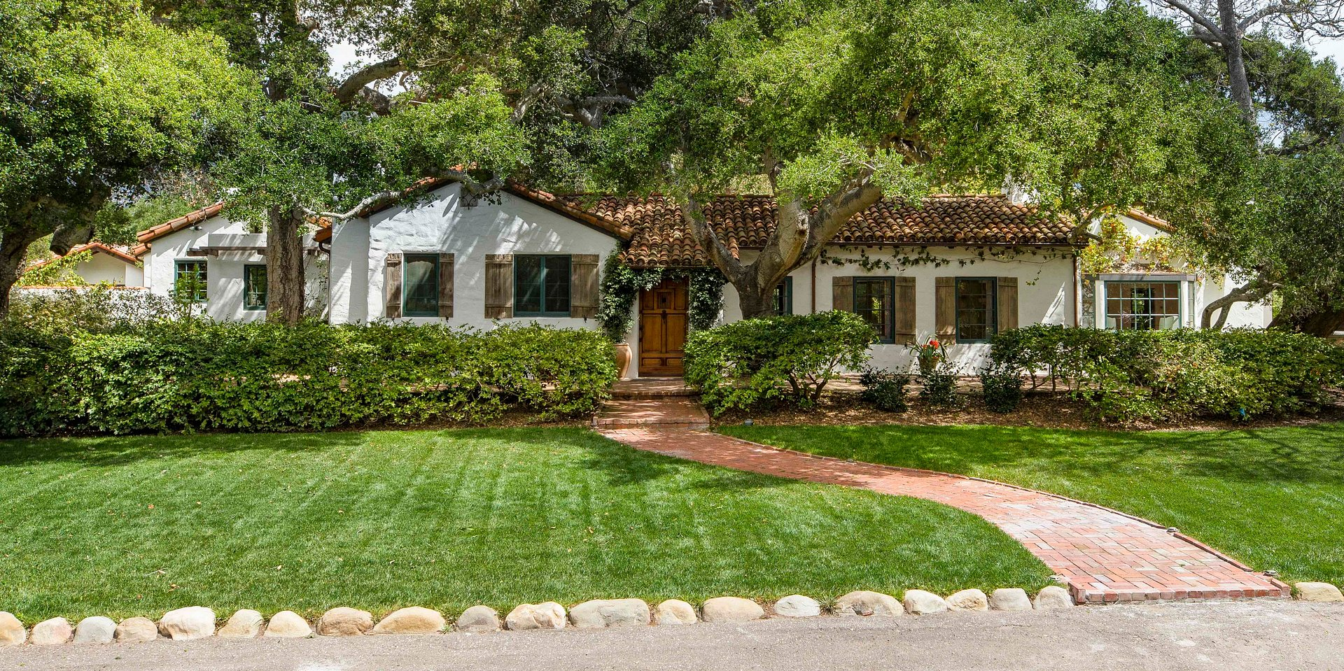 Coldwell Banker Residential Brokerage Lists the Montecito Home of Actor, Singer & Producer Jeff Bridges for $7.995 Million