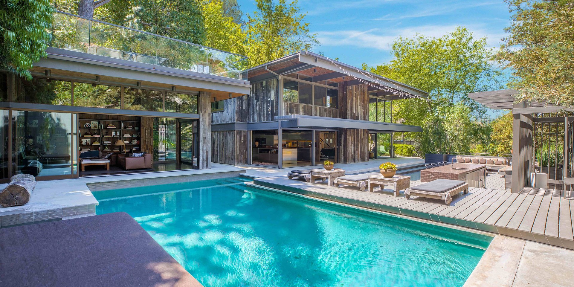 Coldwell Banker Residential Brokerage Lists Hollywood Hills Property for $6.995 Million