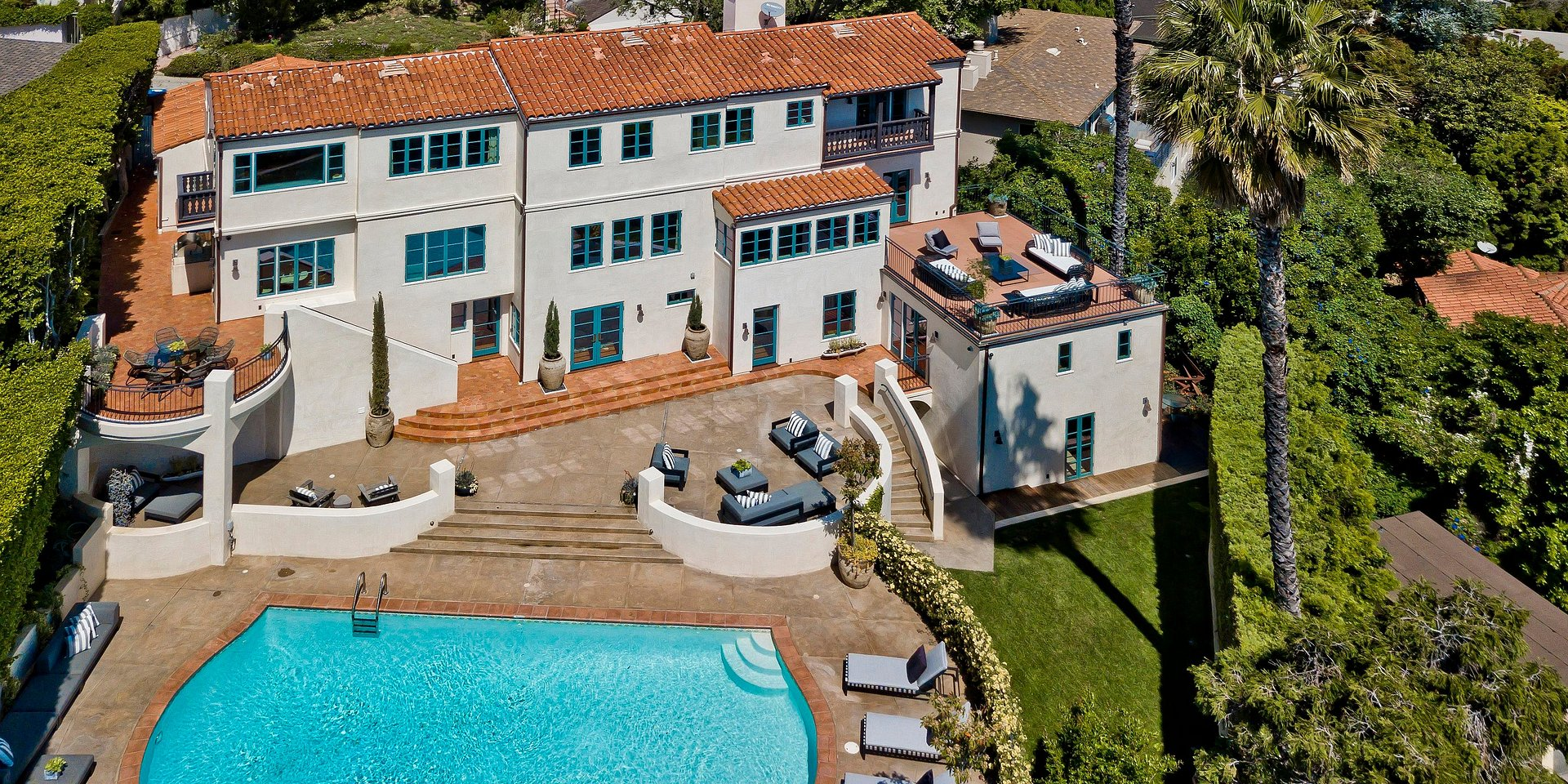 Coldwell Banker Residential Brokerage Lists Los Angeles Property for $4.595 Million