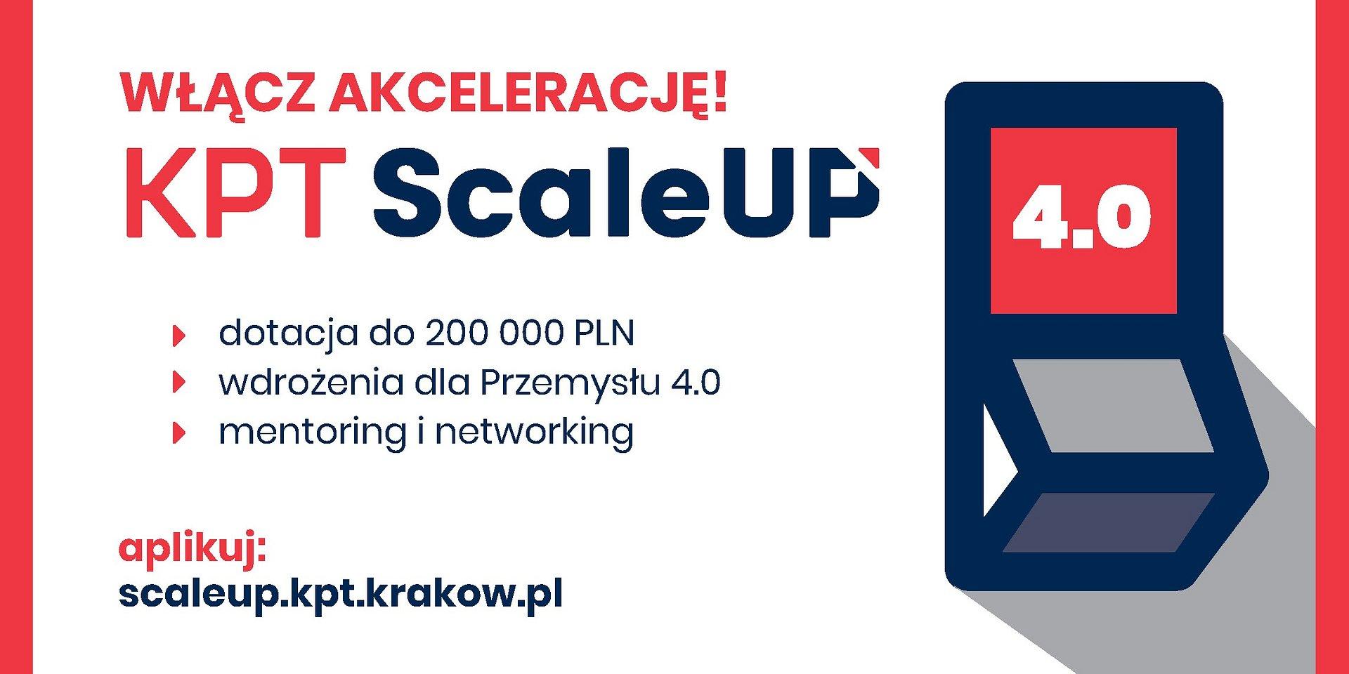 Włącz akcelerację: rusza nabór do KPT ScaleUp