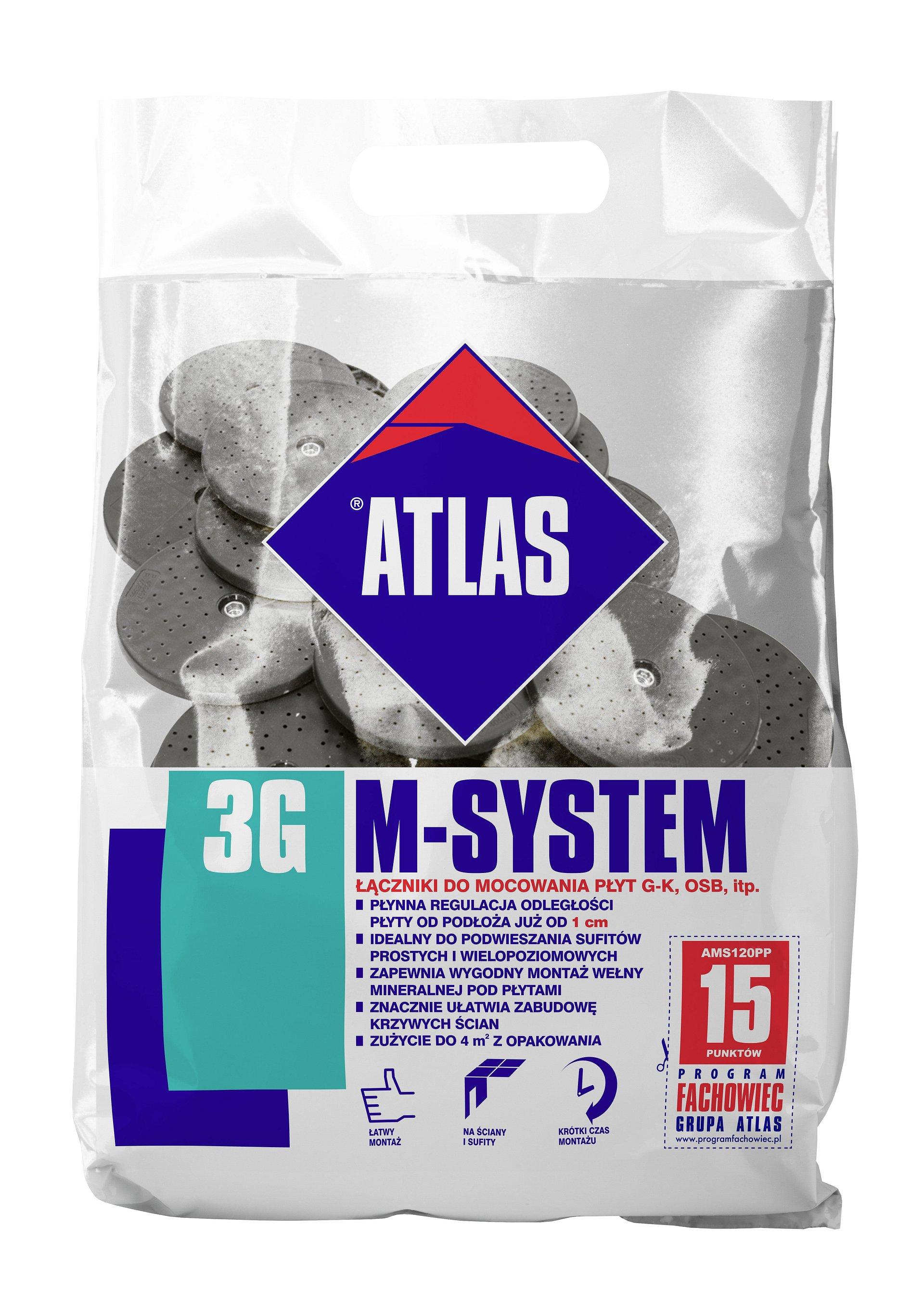 ATLAS M-SYSTEM 3G