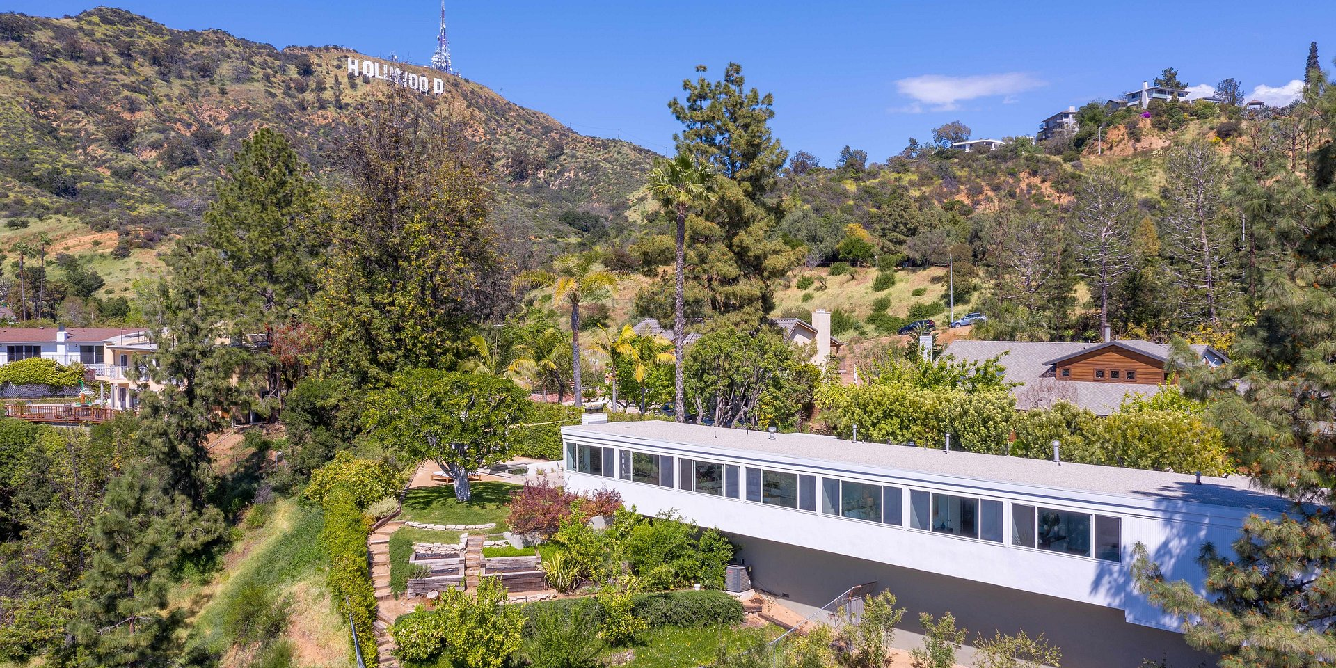 Coldwell Banker Residential Brokerage Lists Hollywood Hills Property for $1.798 Million