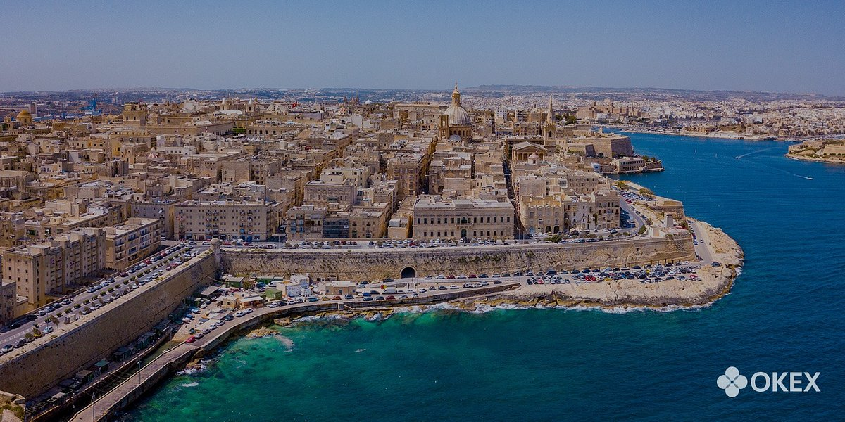 OKEx to Host First Malta Tech Week in Partnership with DELTA Summit