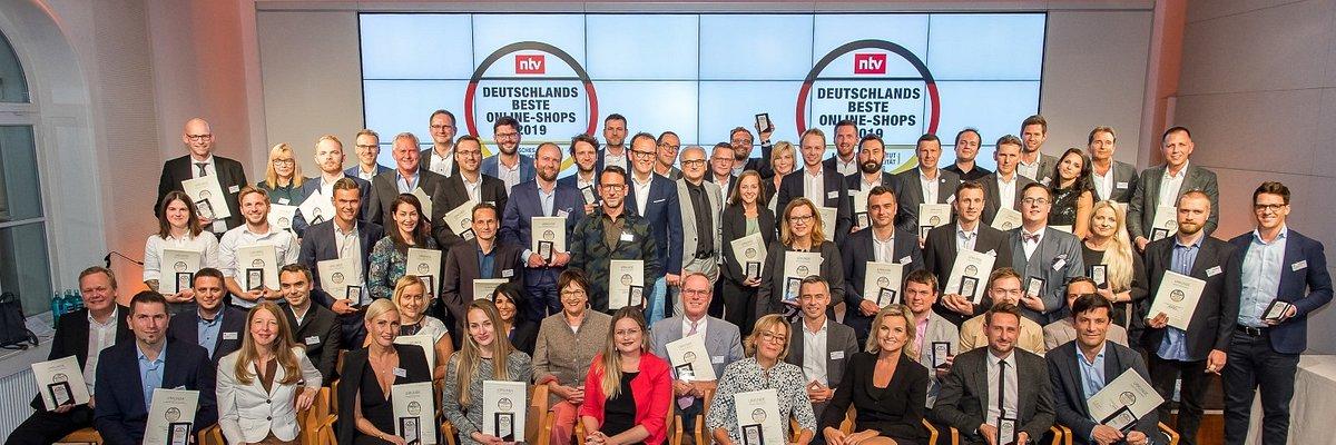 notebooksbilliger.de | Preisträger von Deutschlands Beste Online Shops 2019