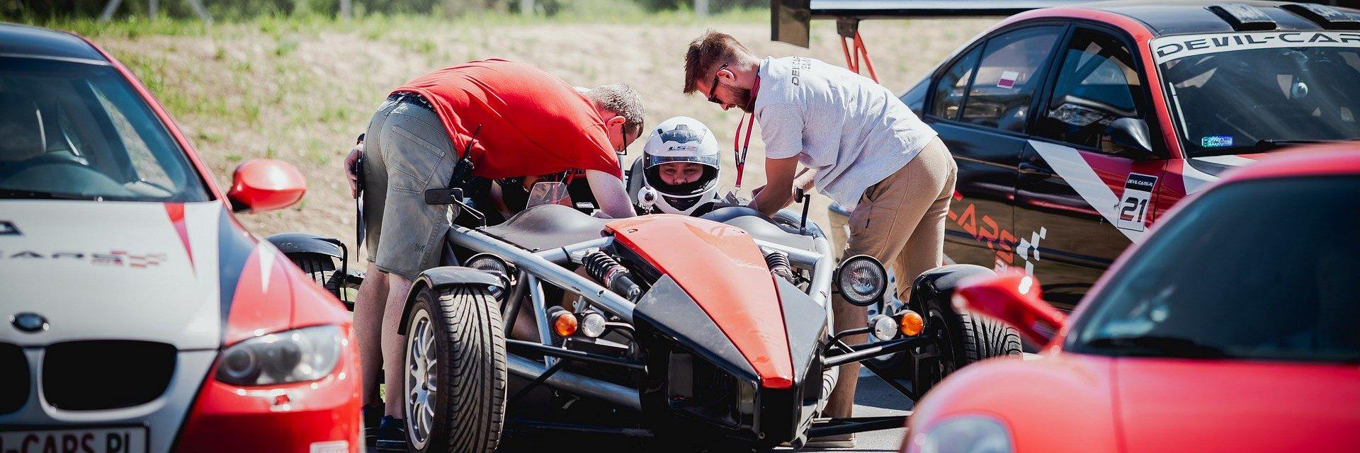 Porządna dawka adrenaliny – to prezent, którego potrzebują mężczyźni