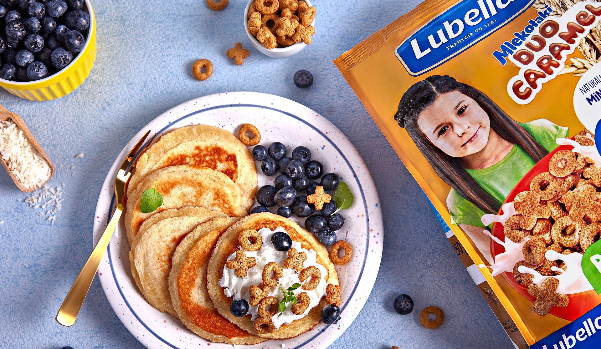 Śniadanie? Naturalnie BEZ… nudy! Duo Caramel – nowość od Lubelli