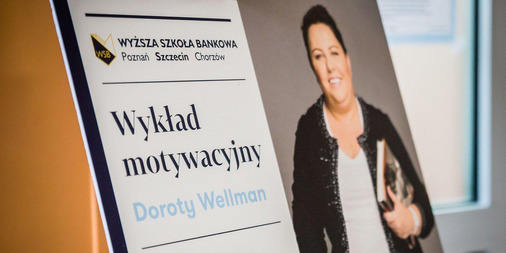 Dorota Wellman opowiedziała o tym, dlaczego nie warto bać się zmian.