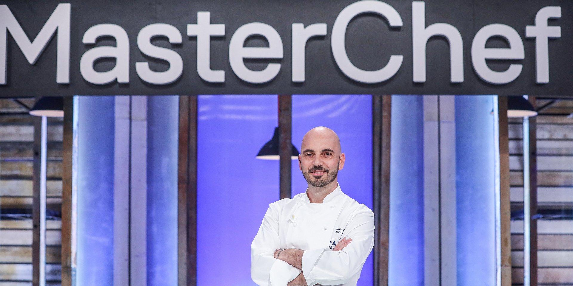 "Marcello Zaccaria gościem ""MasterChefa""!"