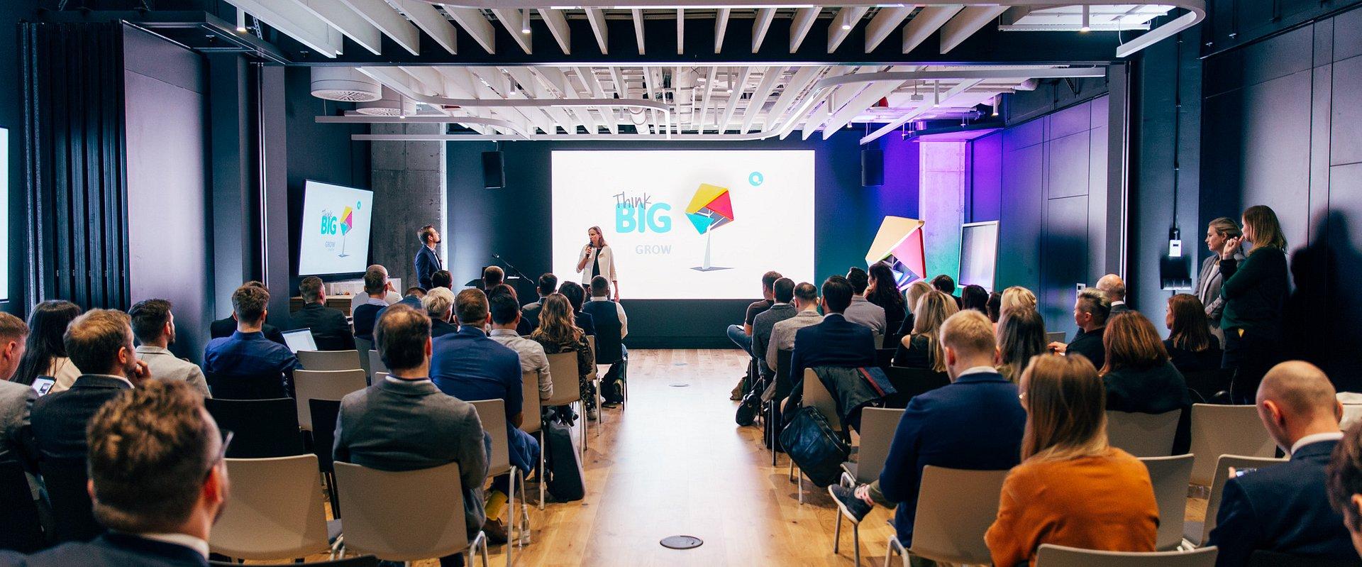 Finaliści programu Think Big: Grow Smarter zaprezentowali swoje rozwiązania przed jury. Już za tydzień poznamy zwycięzców!