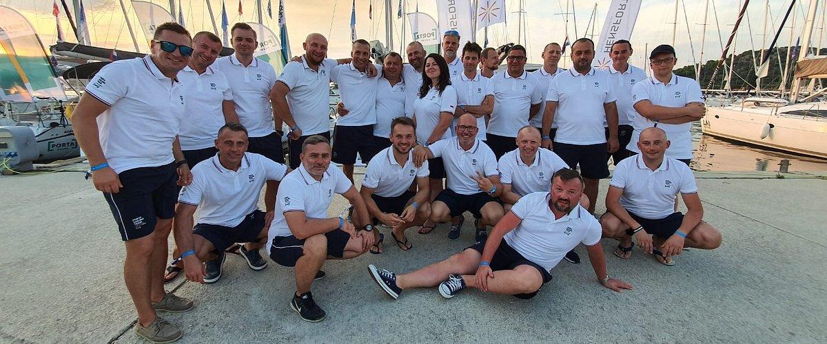 PORTA SAILING TEAM rywalizowała w Mistrzostwach Polski Branży Budowlanej w Żeglarstwie Morskim