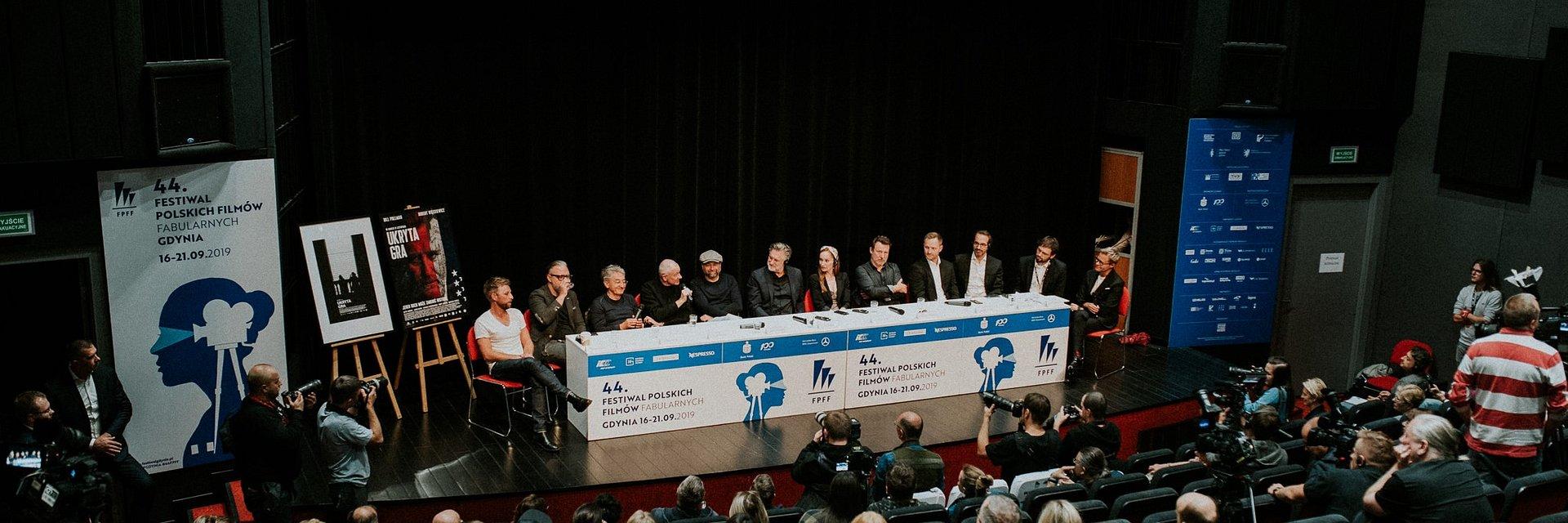 """Dwie nagrody dla filmu """"Ukryta gra"""" na 44. Festiwalu Polskich Filmów Fabularnych w Gdyni"""