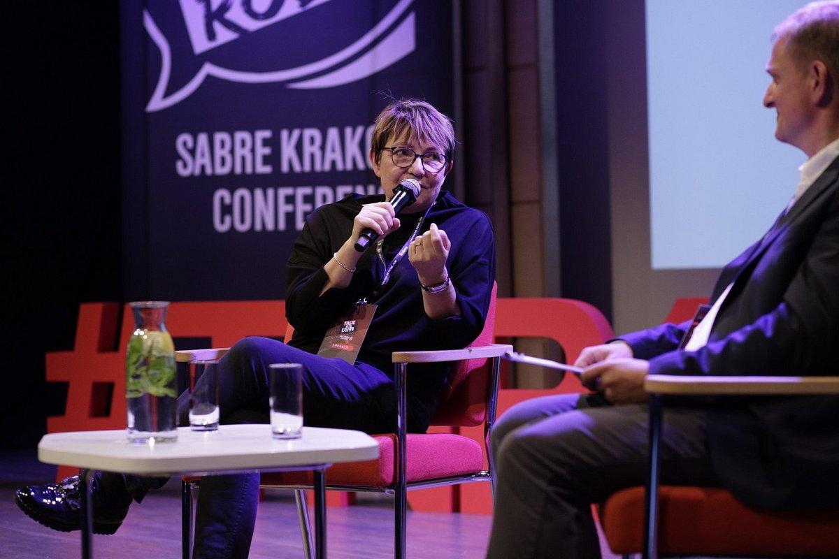 Hołownia, Czubówna i Krosny zachwycili w Krakowie. Za nami piąta edycja konferencji Talk'N'Roll