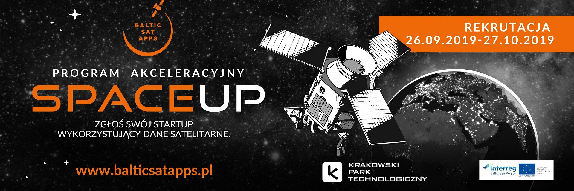 Akcelerator SpaceUp BSA właśnie wystartował!