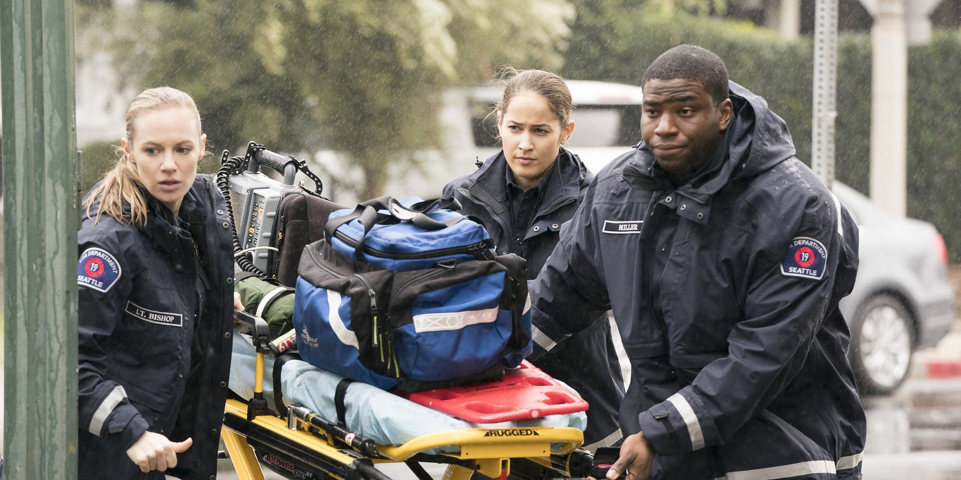 'STATION 19' E 'FOR THE PEOPLE' ESTREIAM SEGUNDA TEMPORADA NA FOX LIFE
