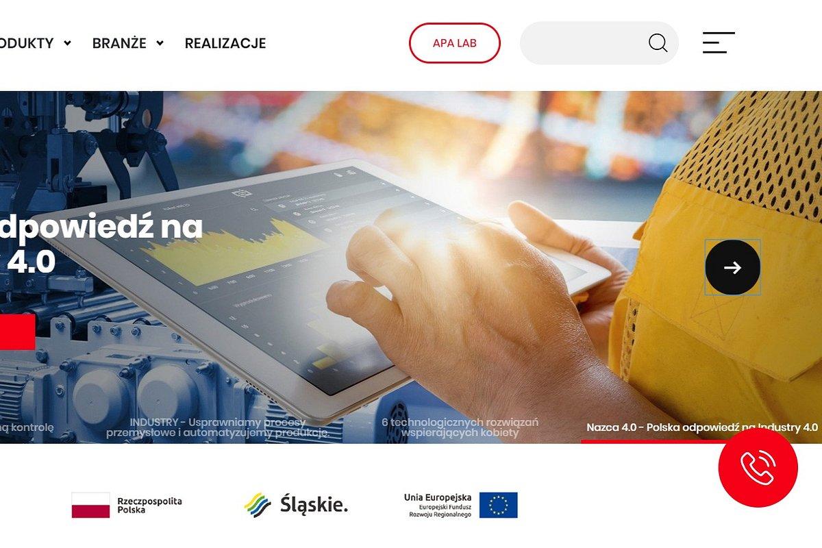 APA Group ma nową stronę internetową