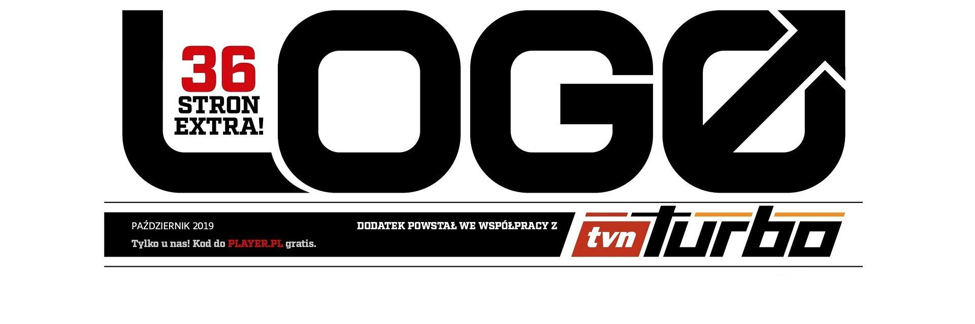 """Z miłości do samochodów powstał kolejny wspólny dodatek motoryzacyjny """"Logo & TVN Turbo""""– na rynku ukaże się 30 września!"""