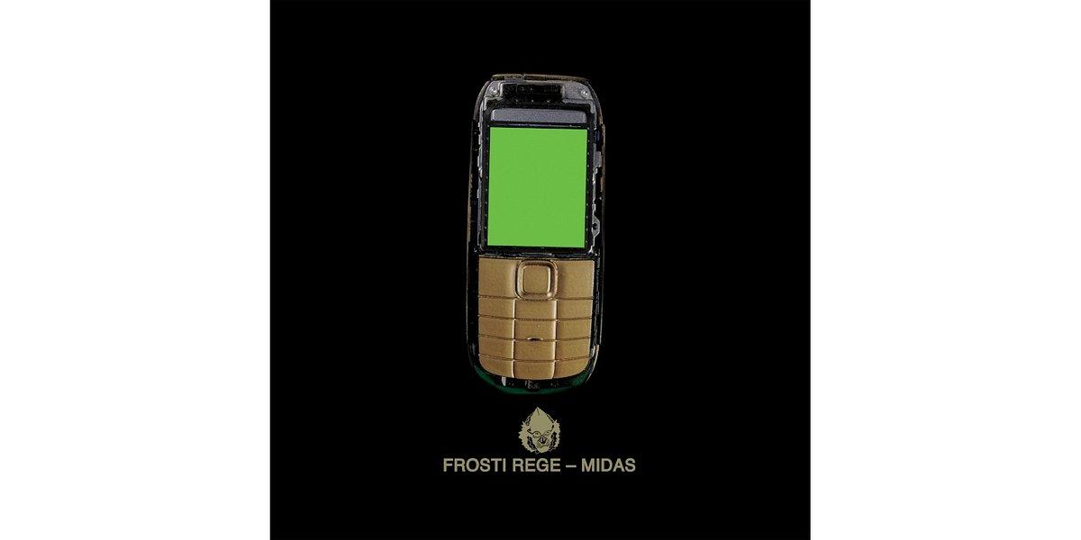 """Frosti Rege z kolejnym singlem z albumu """"Midas"""""""