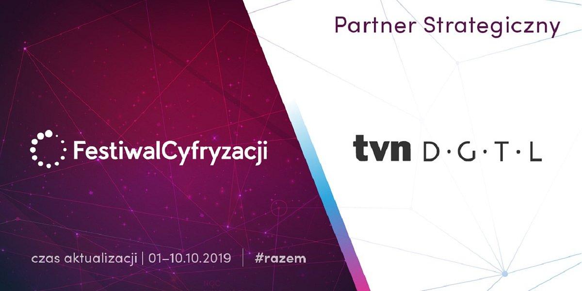 Player współtworzy Festiwal Cyfryzacji - największą inicjatywę technologiczno-edukacyjną w Polsce