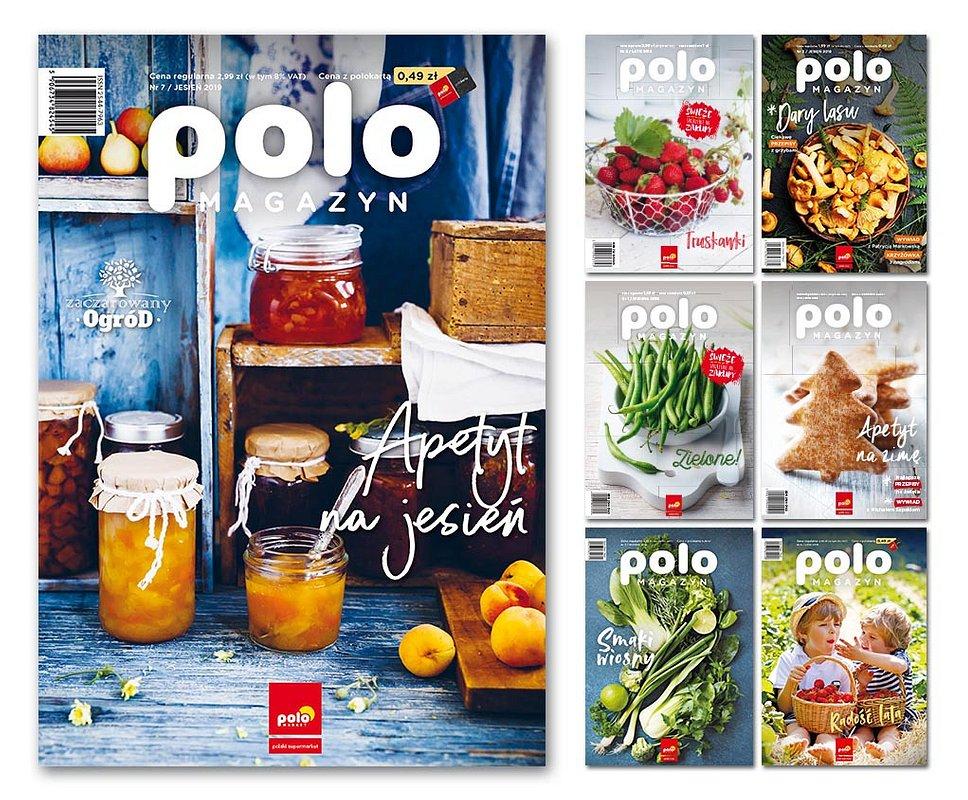 POLOmarket wydał kolejny już, 7 numer magazynu konsumenckiego POLOmagazyn