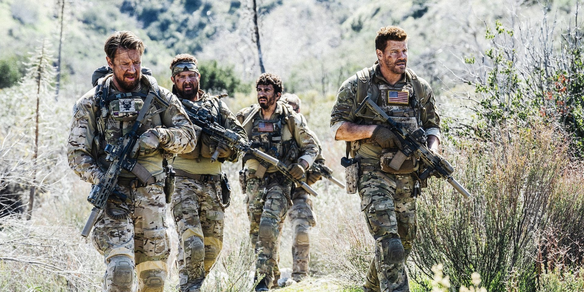 FOX EXTREIA SEGUNDA TEMPORADA DO DRAMA MILITAR 'SEAL TEAM'