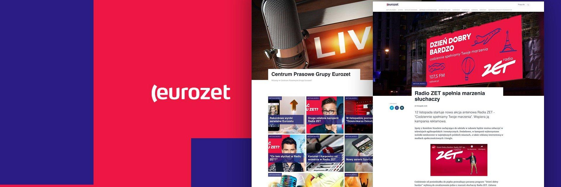 Eurozet: Jak grupa mediowa postawiła na komunikację za pomocą Prowly