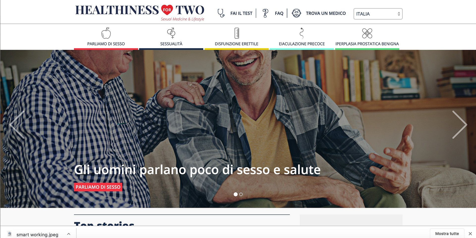 MioDottore e Menarini Group diventano partner in un nuovo progetto per promuovere il benessere sessuale