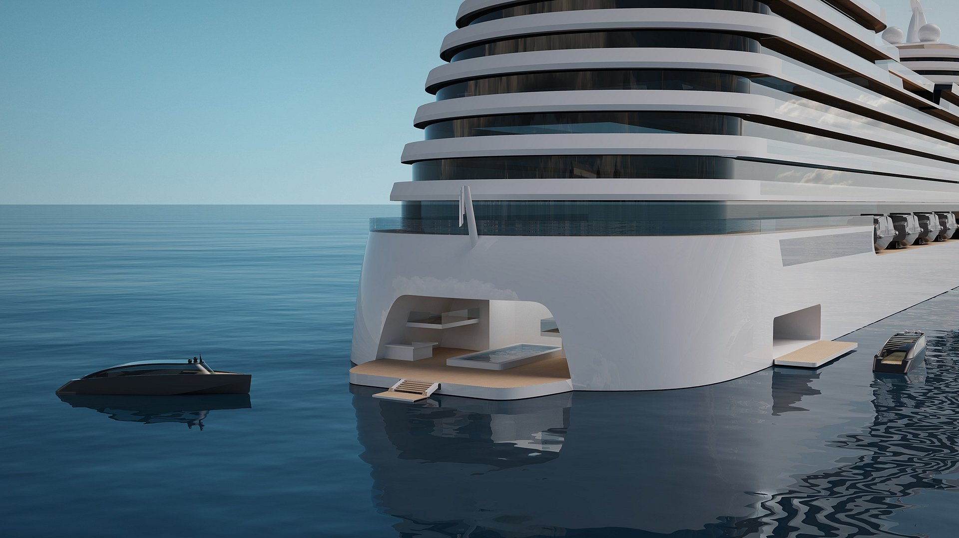 STORYLINES TO BUILD THE WORLD'S GREENEST CRUISE SHIP AND WILL BE HOME TO WORLD'S FIRST AFFORDABLE RESIDENTIAL COMMUNITY AT SEA