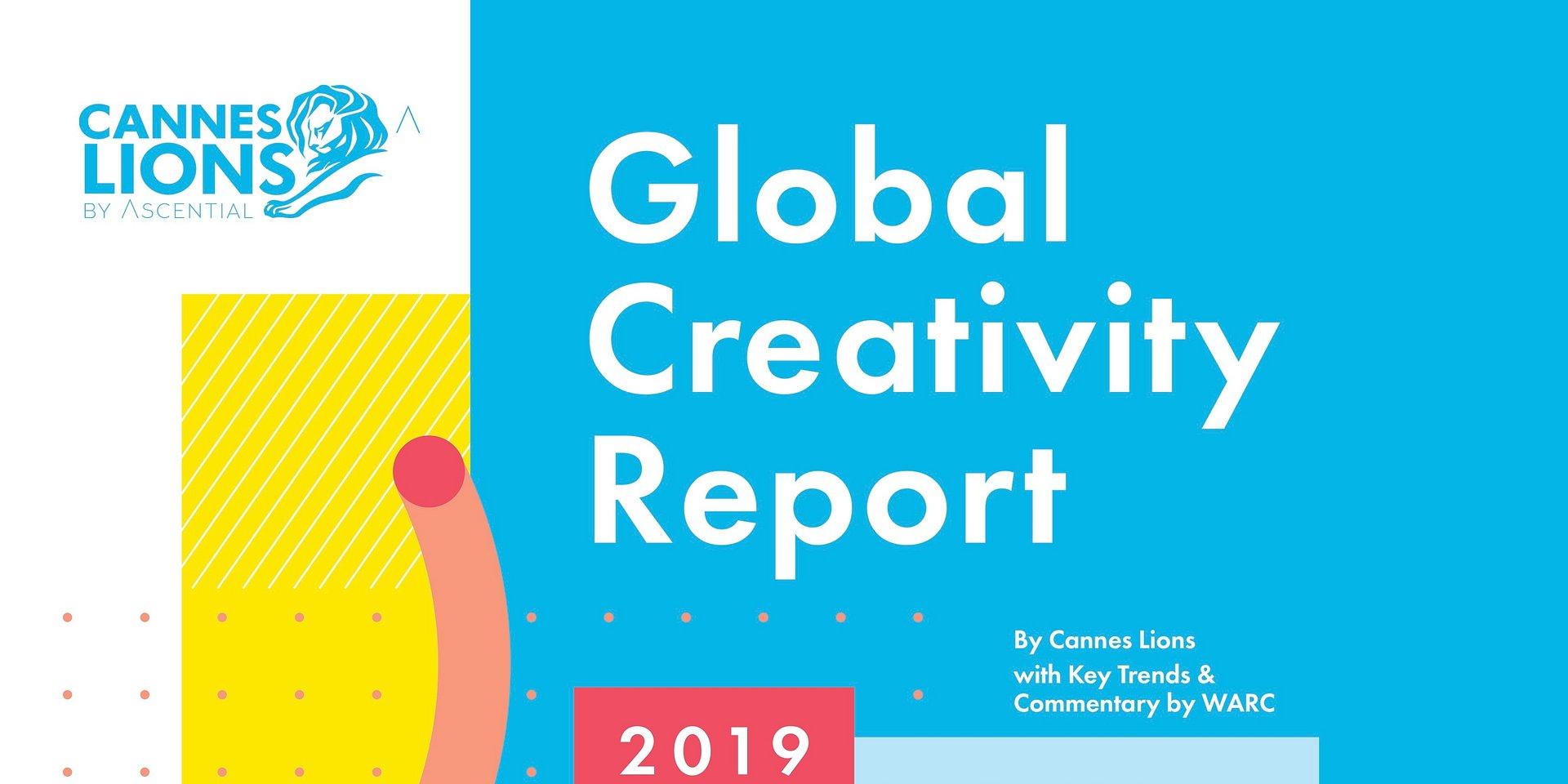 """VMLY&R Poland wśród najbardziej kreatywnych agencji świata tegorocznego """"Cannes Lions: The Global Creativity Report"""""""
