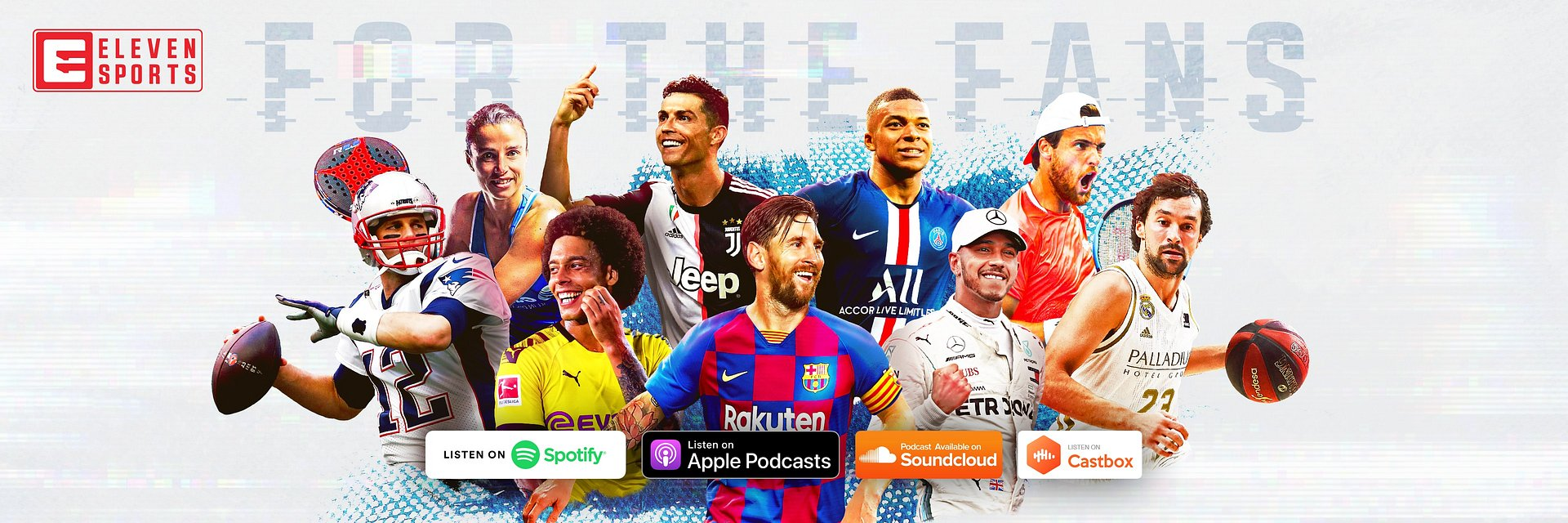 Eleven Sports aposta nos podcasts