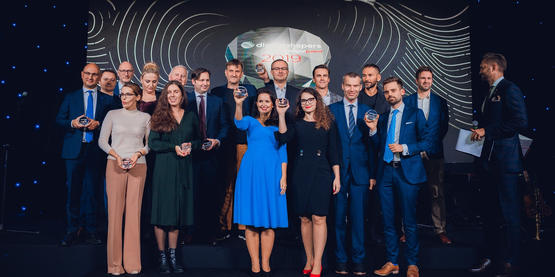 Digital Shapers 2019. Poznajcie listę liderów cyfryzacji w Polsce!