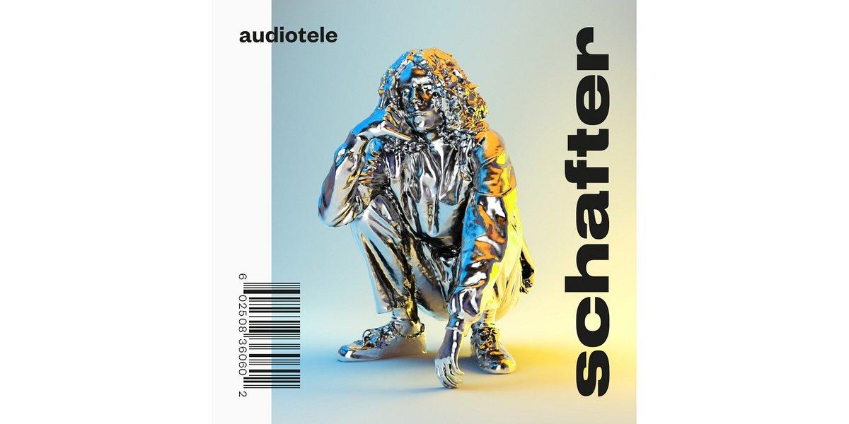 """schafter – debiutancki album """"audiotele"""" dostępny w przedsprzedaży"""