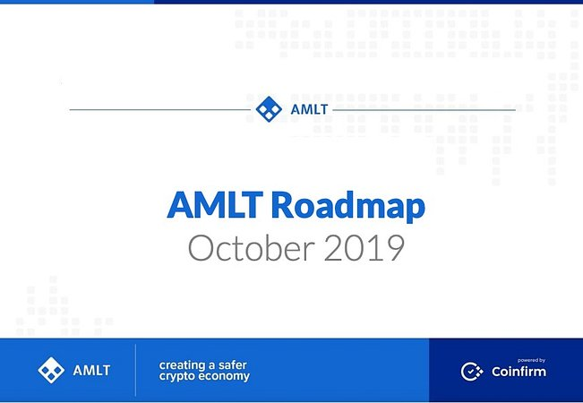 New AMLT Roadmap for October 2019