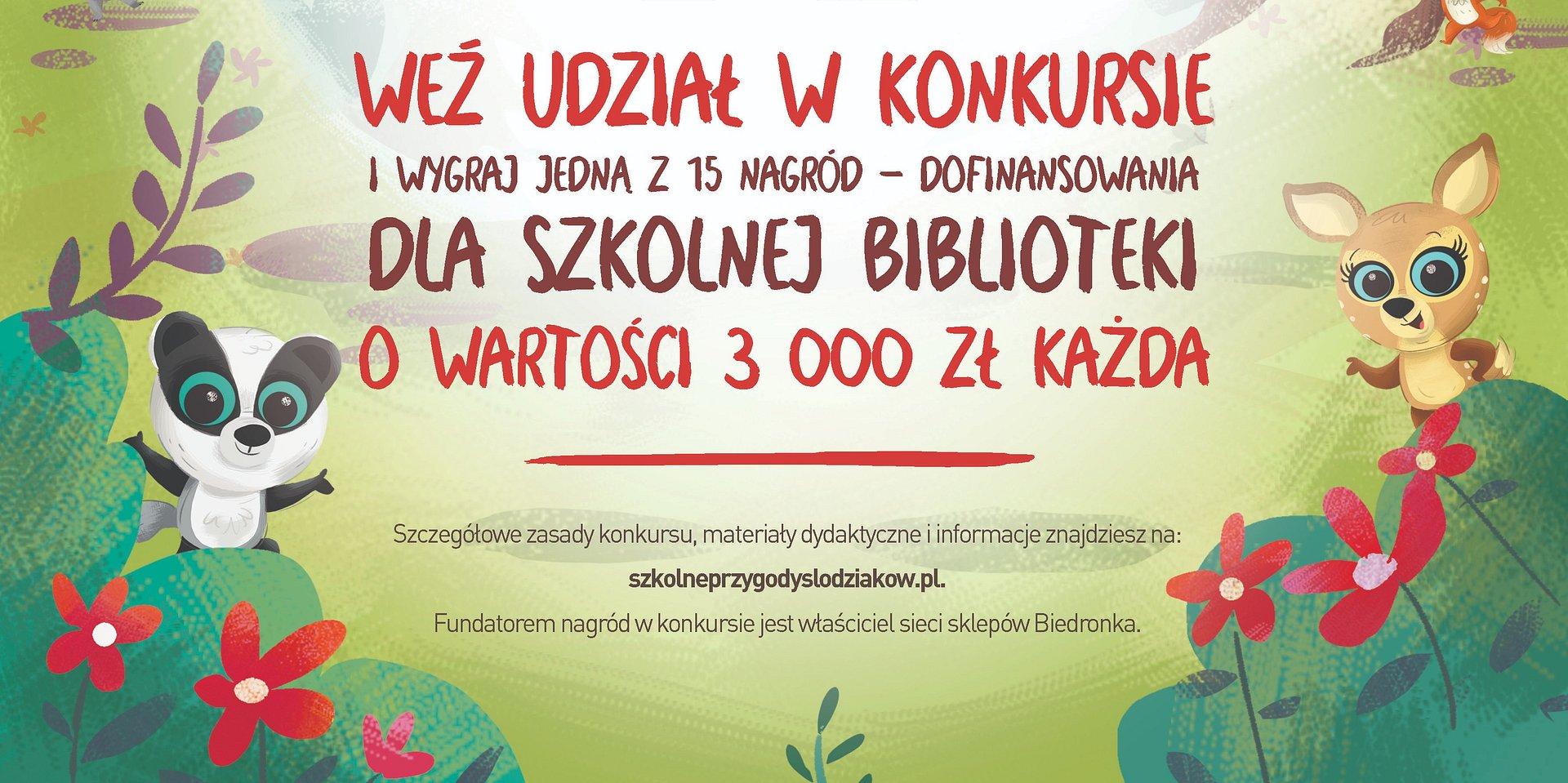 Magia Słodziaków dociera do tysięcy polskich szkół