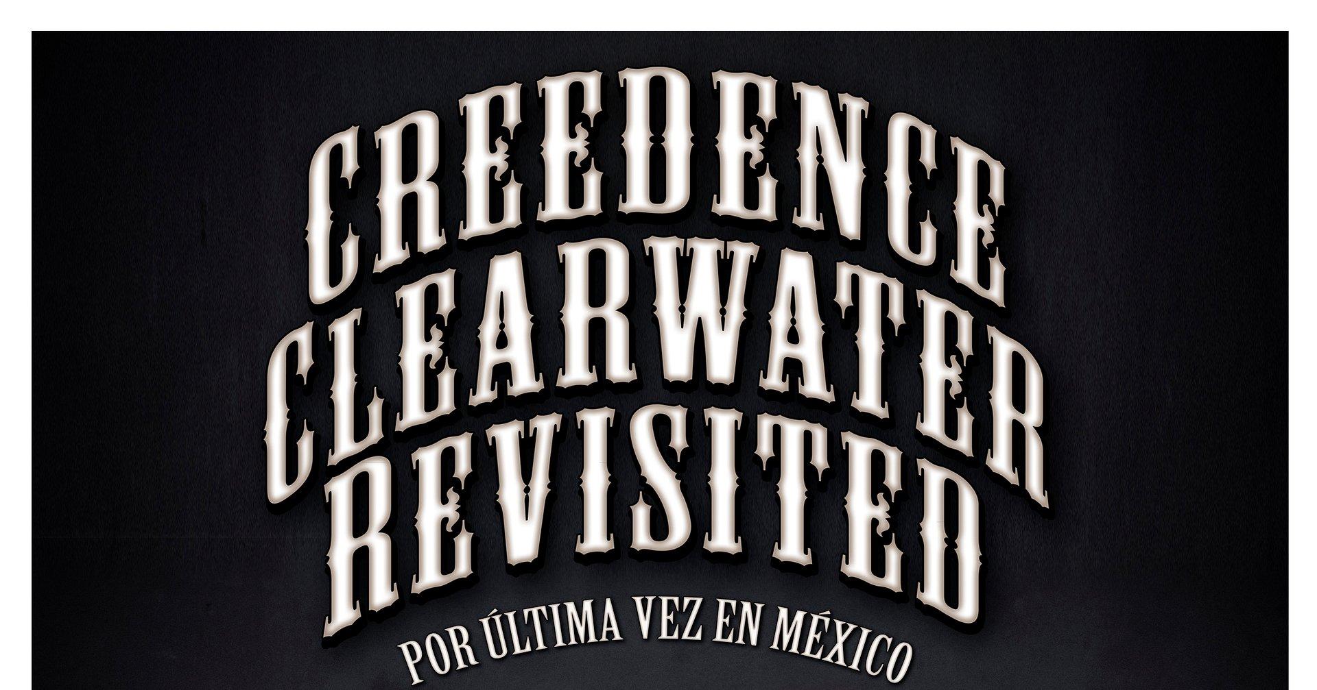 CREEDENCE CLEARWATER REVISITED ANUNCIAN ÚLTIMO CONCIERTO EN MÉXICO