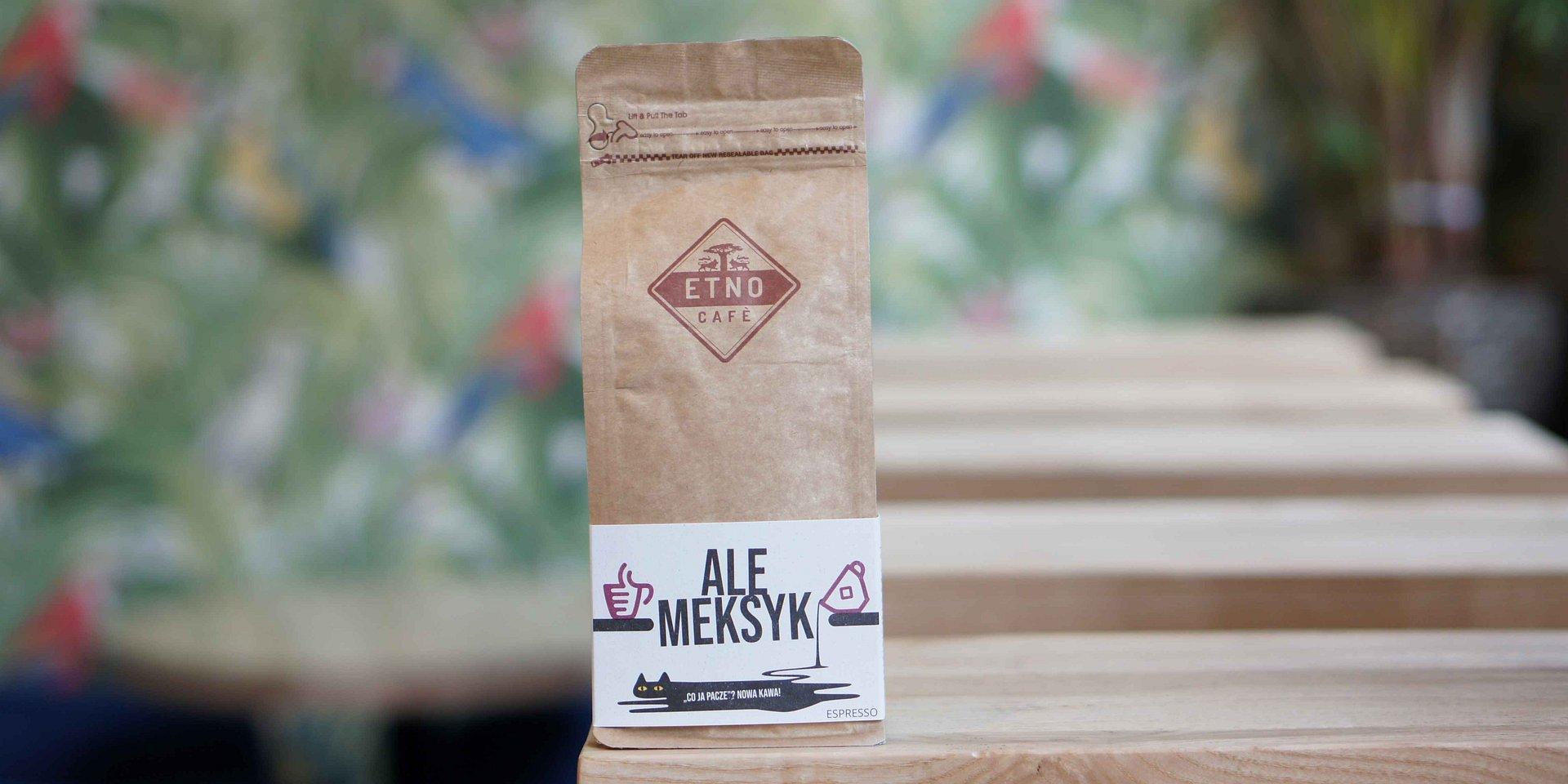 Wspólny projekt Etno Cafe i Coffeedesk