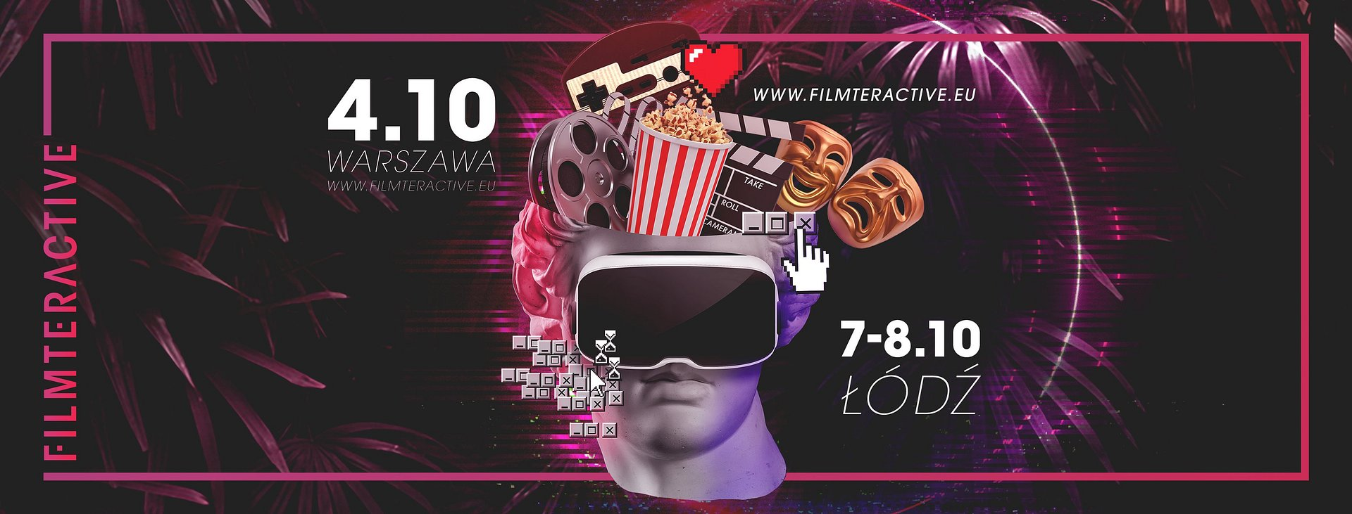 Kolejna edycja Filmteractive 2019 już niebawem!