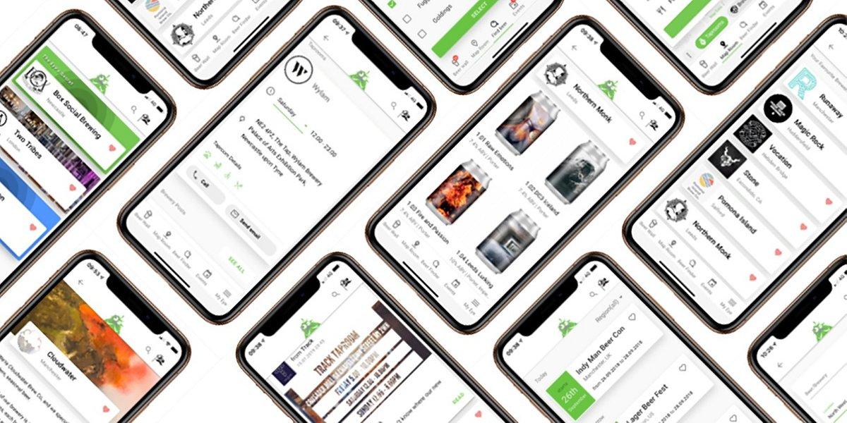 The Brewer's Eye: nowa aplikacja dla browarników i koneserów piwa autorstwa MakoLab