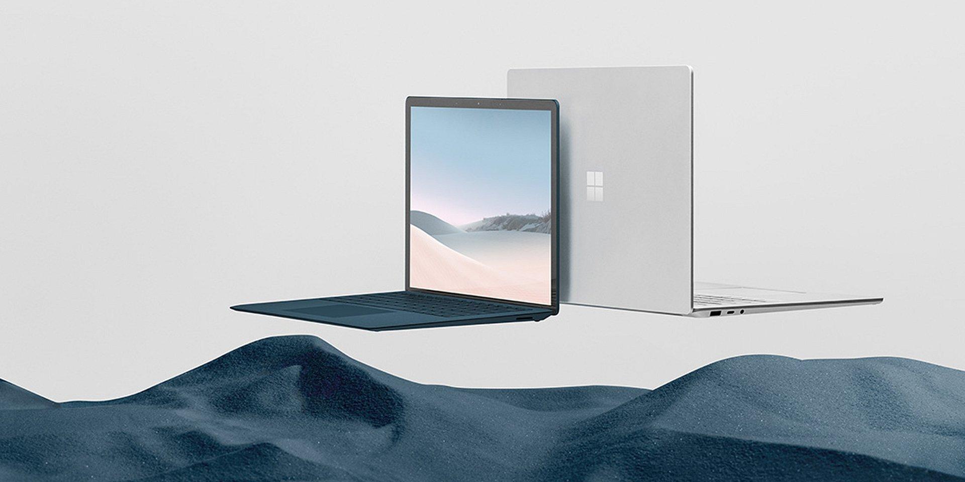 Surface Pro X, Surface Pro 7 e Surface Laptop 3 a chegar a Portugal