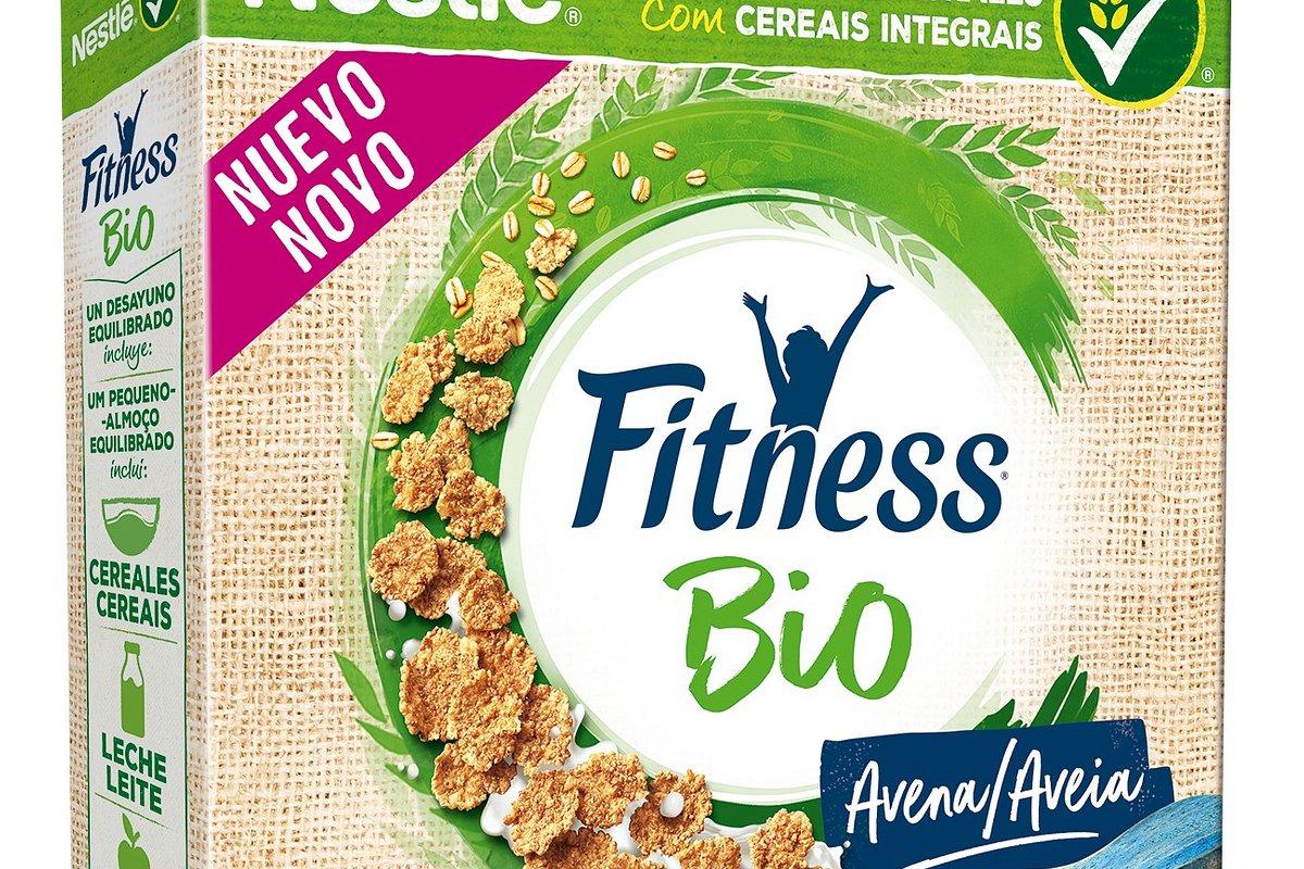 Nestlé lança Cereais FITNESS® Bio de Aveia