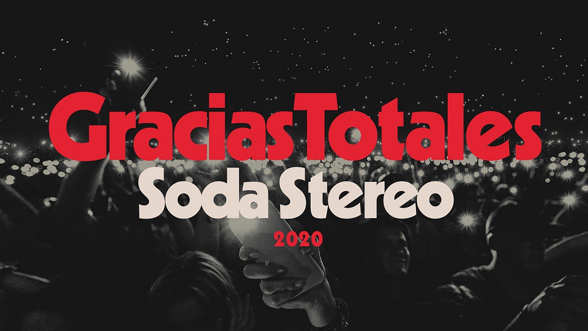 Gracias Totales-Soda Stereo CELEBRACIÓN HISTÓRICA