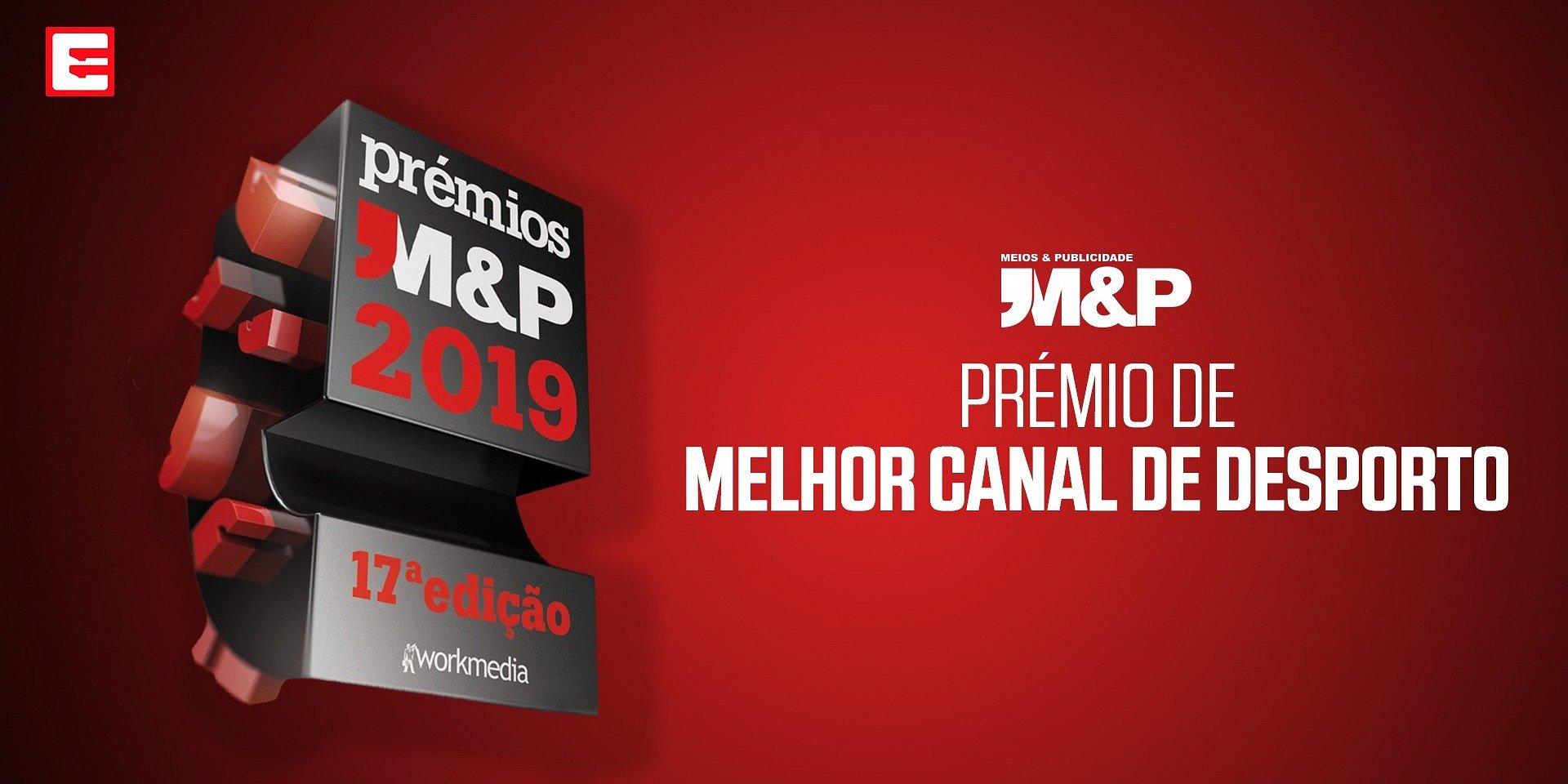 ELEVEN SPORTS ELEITO MELHOR CANAL DE DESPORTO