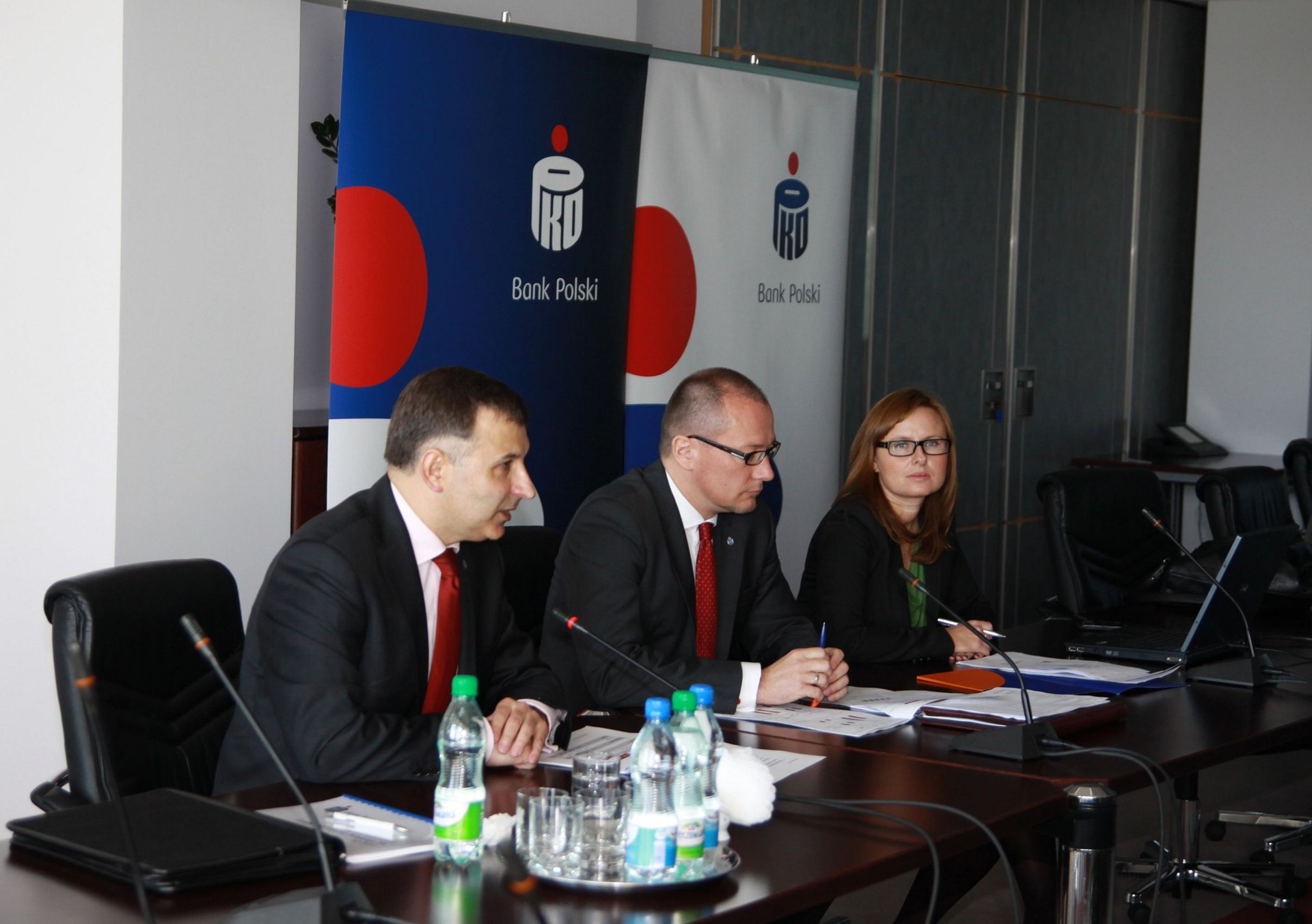 PKO Bank Polski results after first quarter 2011