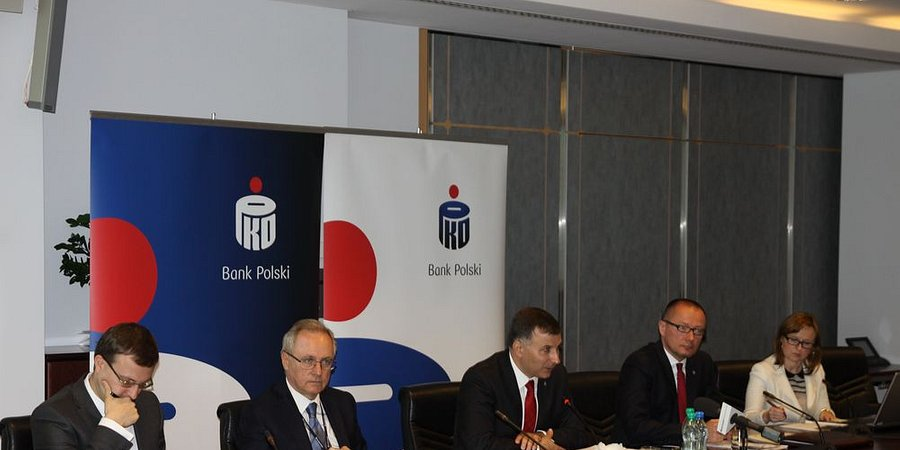 PKO Bank Polski Group achieving consistently high profits, effectiveness and ratings